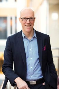 Erik Oldgren, ny Associate och seniorkonsult inom RED Management.